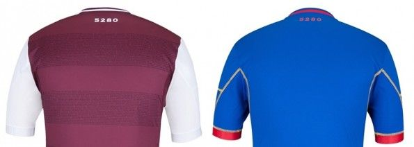 Retro divise Colorado Rapids 2013 adidas