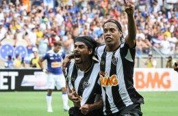 Ronaldinho maglia Atletico Mineiro 2013