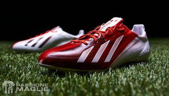 Scarpini adidas F50 Messi red