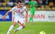 Tunisia prima maglia 2013 Coppa Africa