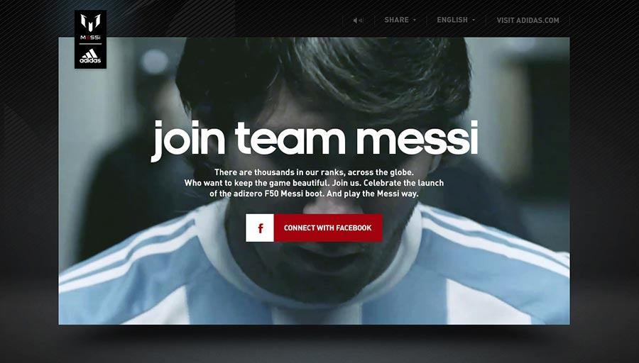 Join Team Messi