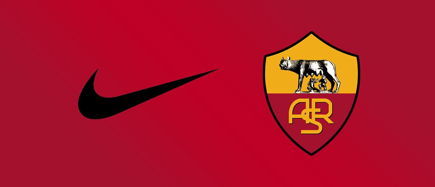 Nike sponsor tecnico AS Roma