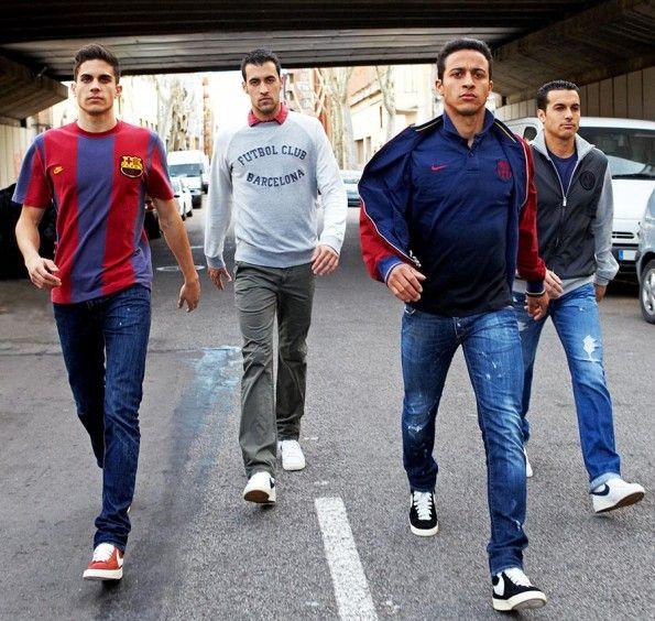 Prodotti Nike Barcellona tempo libero