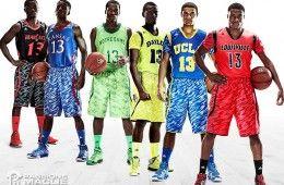 Le divise della NCAA March Madness 2013 adidas