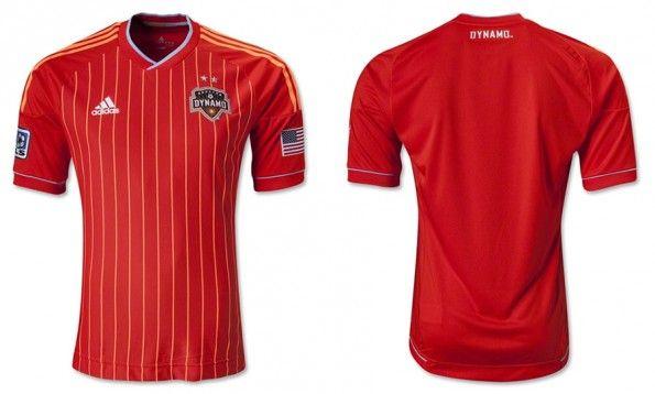 Terza maglia Dynamo Houston 2013 adidas
