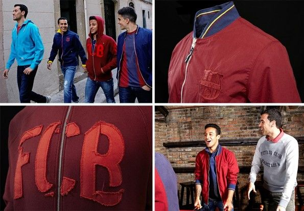 FCB Nike collection