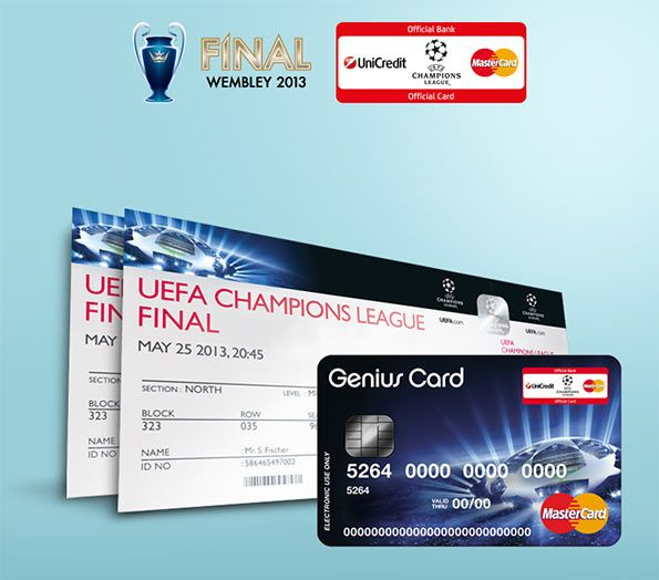 Genius Card UniCredit Champions League
