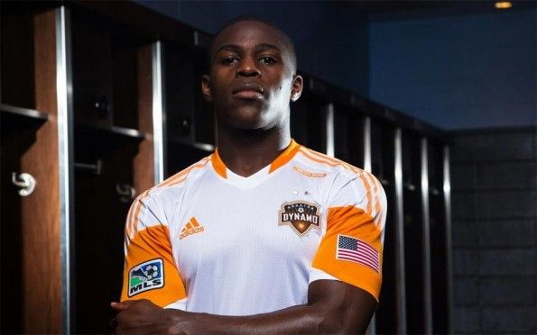 Houston Dynamo kit trasferta 2013