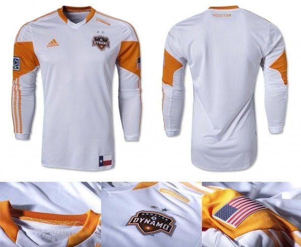 Seconda maglia Houston Dynamo 2013
