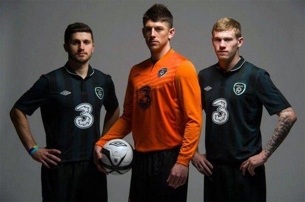 Divise away Irlanda 2013 Umbro