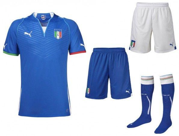 Kit ufficiale Italia Puma 2013