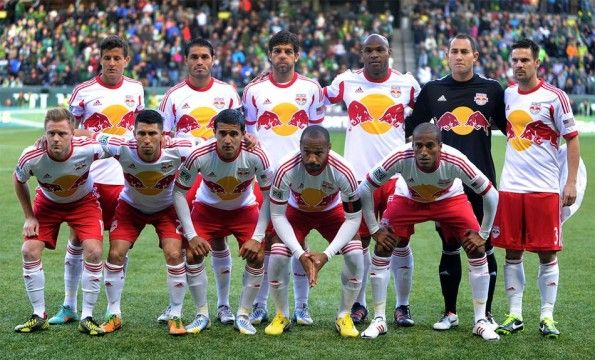 Kit New York Red Bulls home 2013