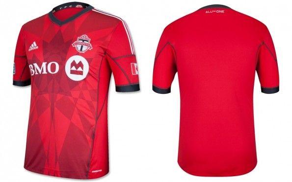 Toronto FC prima maglia 2013