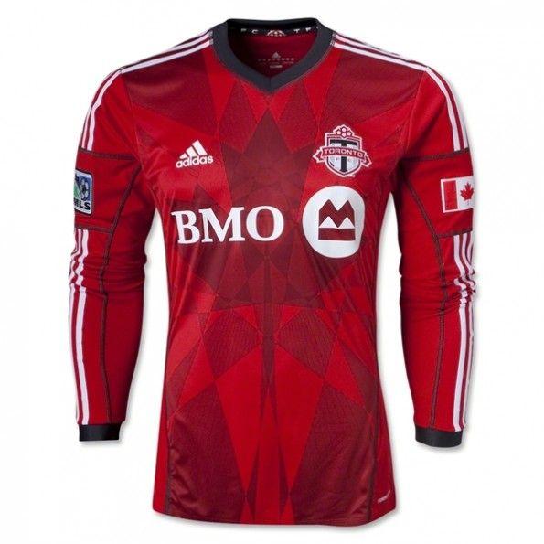 Toronto maglia home maniche lunghe 2013