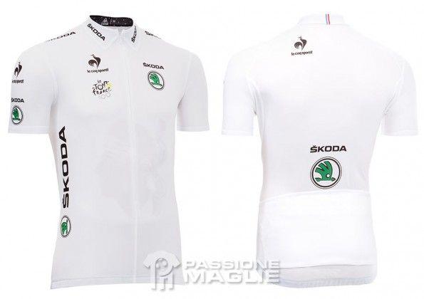 Maglia bianca Tour de France 2013