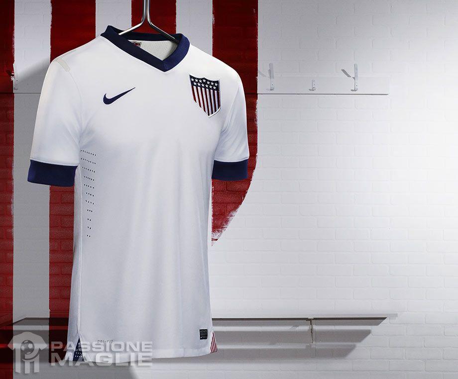 Maglia USA 100 anni Nike