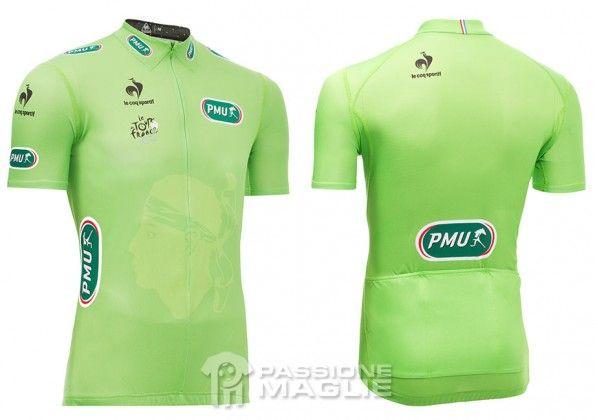 La maglia verde del Tour 2013