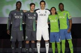 Maglie Seattle Sounders 2013 adidas