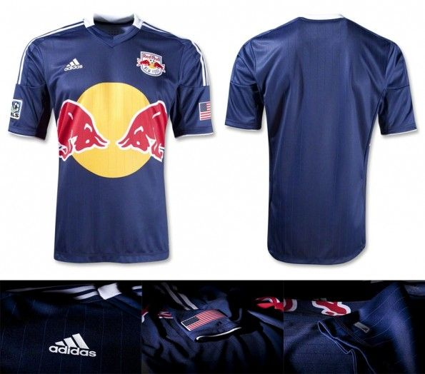 New York Red Bulls maglia away 2013