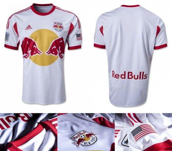New York Red Bulls prima maglia 2013