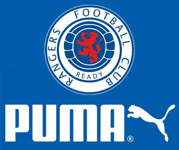 Puma sponsor tecnico Rangers