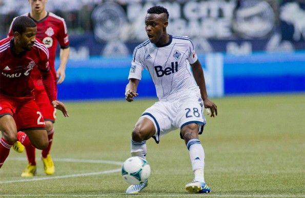 Whitecaps-Toronto MLS 2013