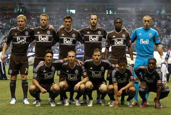 Terza maglia Vancouver Whitecaps 2013