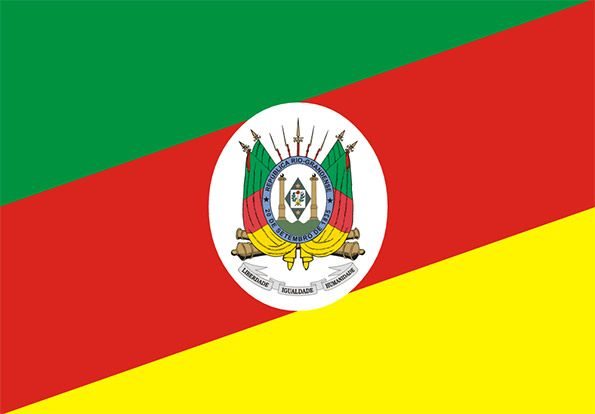 Bandiera Rio Grande do Sul