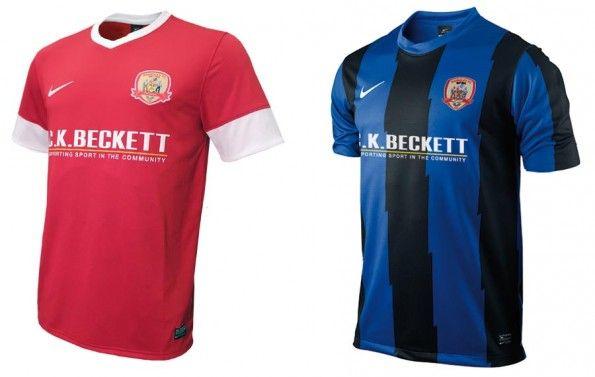 Kit Barnsley 2012-2013