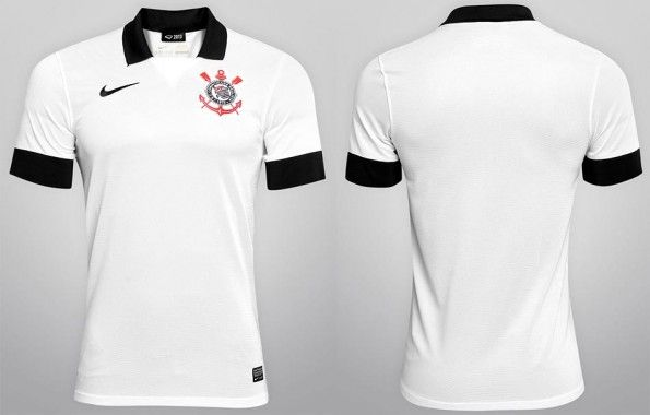 Prima maglia Corinthians 2013 Nike