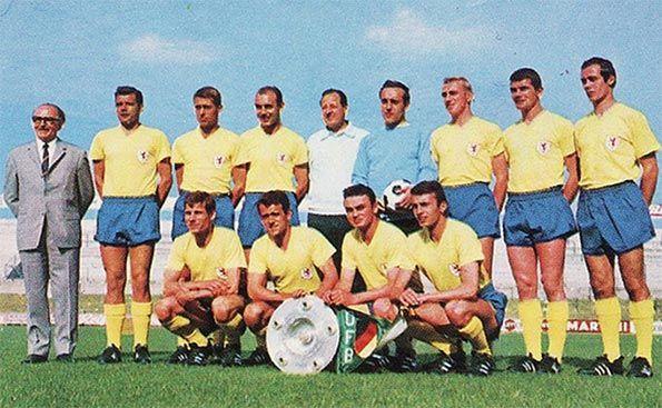 Eintracht Braunschweig vincitore Fußball-Bundesliga 1966-1967