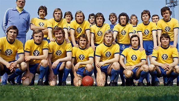 Formazione Eintracht Braunschweig 1973