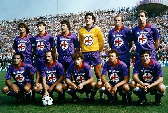 La Fiorentina 1981-1982