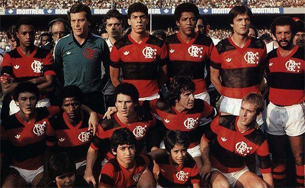 Maglia Flamengo 1983