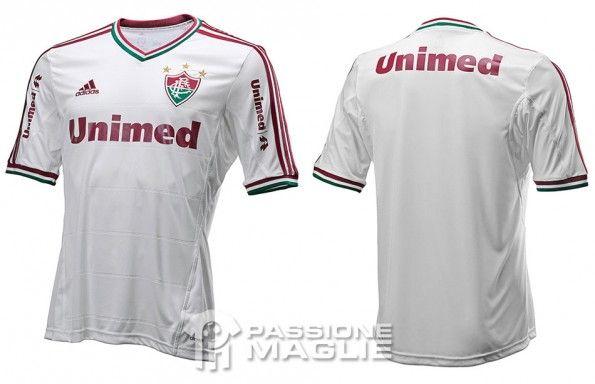 Seconda maglia Fluminense 2013 adidas
