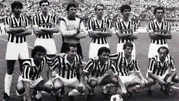 Formazione Juventus 1981-1982