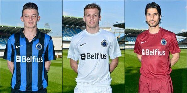 Kit Club Brugge 2013-2014