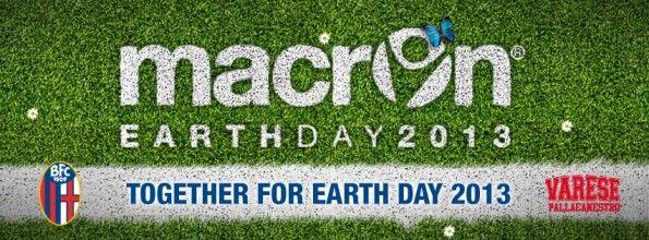 Macron Earth Day 2013