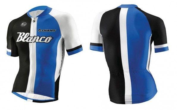 Maglia della Blanco Pro Cycling