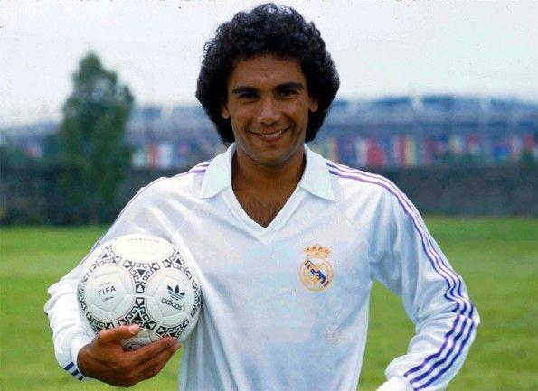 Maglia Real Madrid primi anni '80