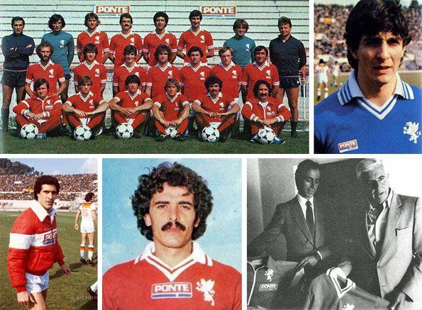 Perugia 1979-1980 sponsor pasta Ponte