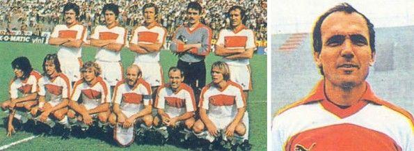 Maglia Pistoiese stagione 1980-1981