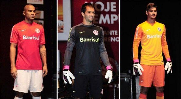 Divisa portiere Internacional 2013 Nike