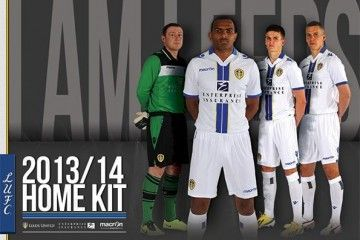 I am Leeds kit 2013-14