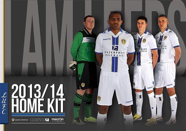 I am Leeds kit 2013-14