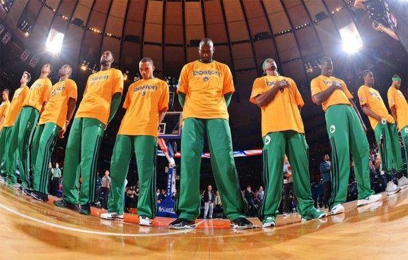T-shirt Boston Celtics adidas
