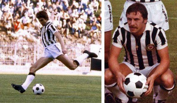 Udinese 1978-1979 sponsor Sanson pantaloncini