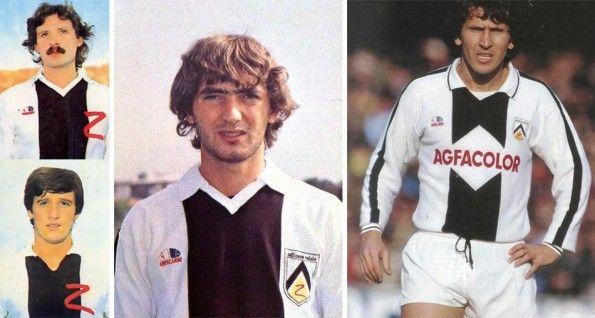 Maglie Udinese 1981-1982-1983-1984