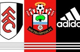 Adidas sponsor Fulham Southampton
