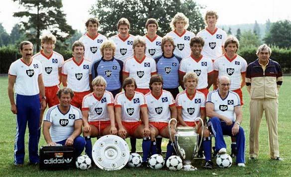 Rosa Amburgo HSV 1983-1984
